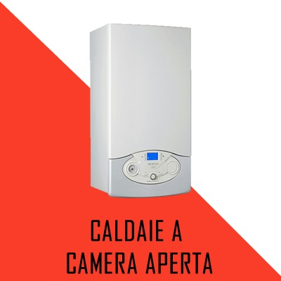 Caldaia a Camera Aperta  Immergas Due Ponti