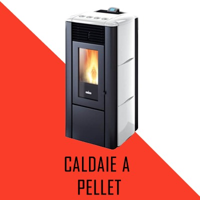 Caldaia a pellet  Immergas Torvaianica