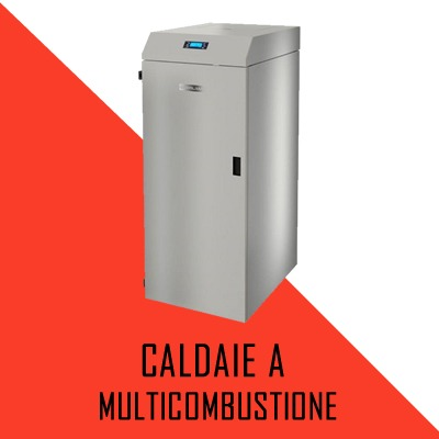 Caldaia a multicombustione  Immergas Laurentino 38