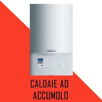 Caldaia ad accumolo  Immergas Due Ponti