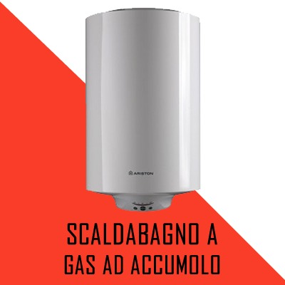 scaldabagno ad accumolo  Immergas Affile